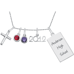 High School Days Necklace
