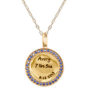 Avery Pendant by ArtCarved